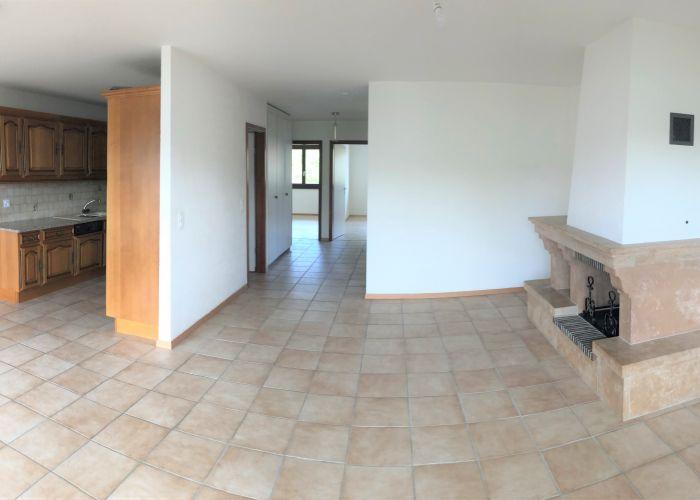 Appartement traversant de 3.5 pièces