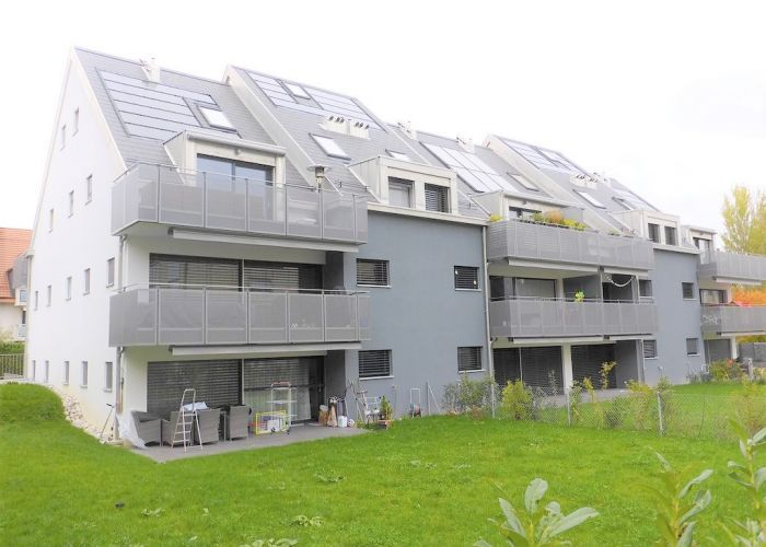 Bel appartement duplex en attique