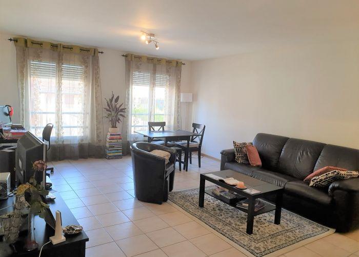 Appartement de 4.5 pièces avec balcon