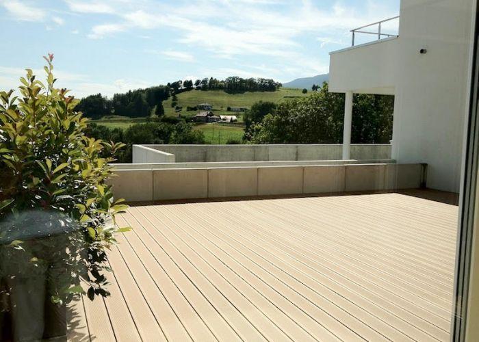 Bel appartement avec grande terrasse
