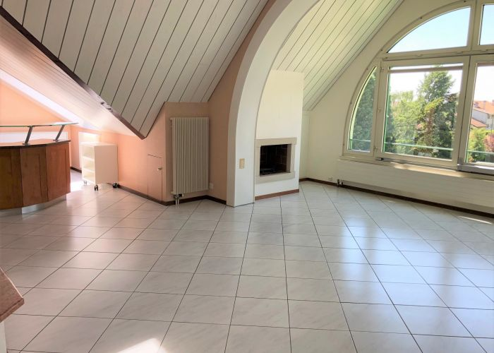 Appartement de 3.5 pièces en attique